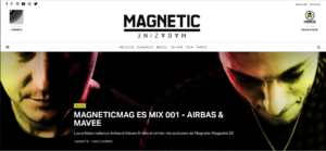 Airbas & Mavee for MAGNTICMAGAZINE.ES MIX // Episode 1