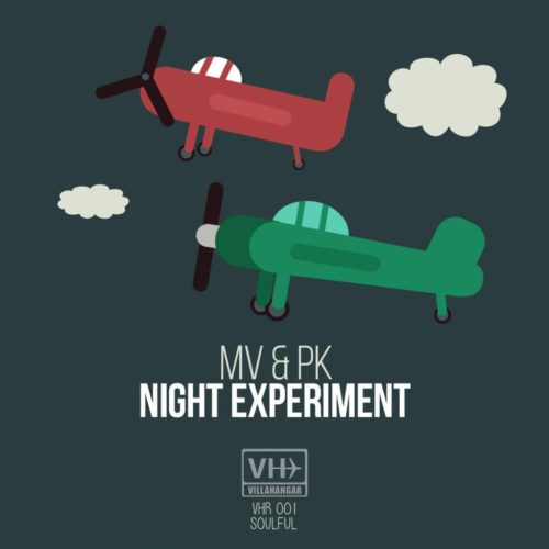 MV&PK - Night Experiment EP