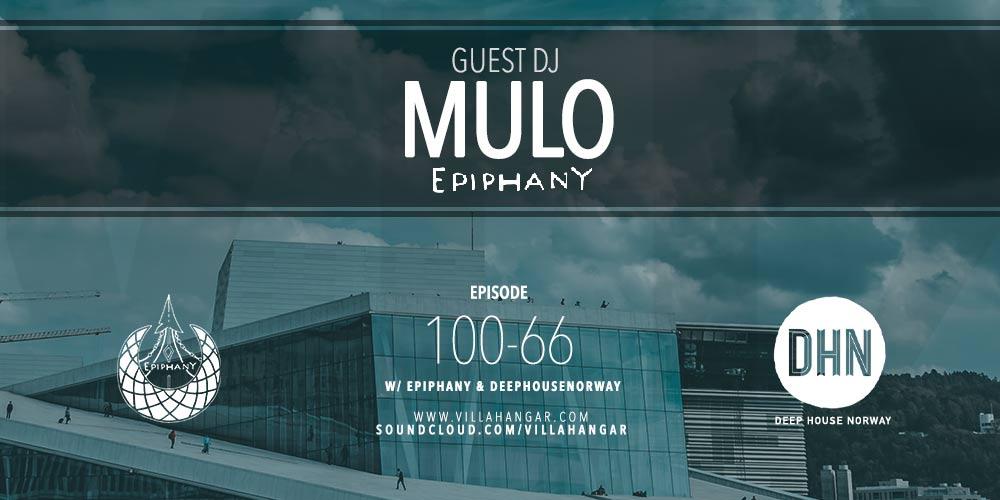"""#MUSICINTHEAIR guest dj """"MULO"""""""