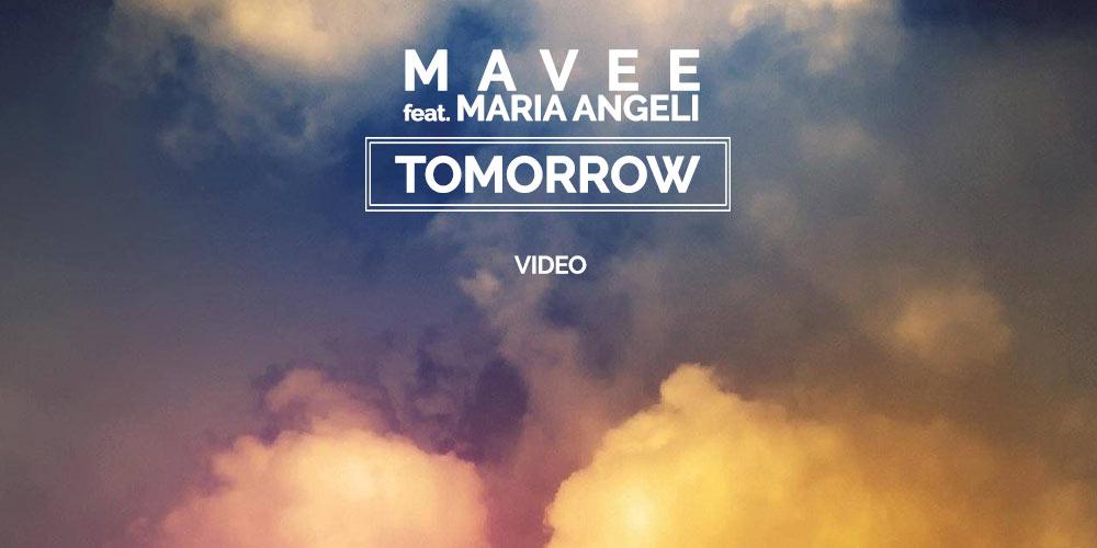 "Mavee feat. Maria Angeli ""Tomorrow"""