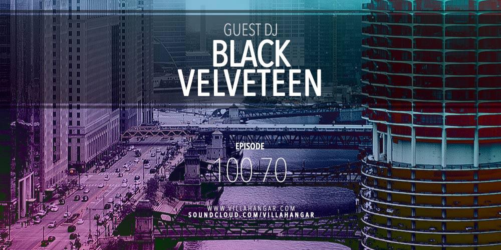 #MUSICINTHEAIR guest dj : BLACK VELVETEEN