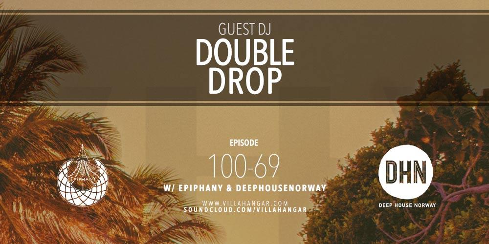 """#MUSICINTHEAIR guest dj """"DOUBLE DROP"""""""