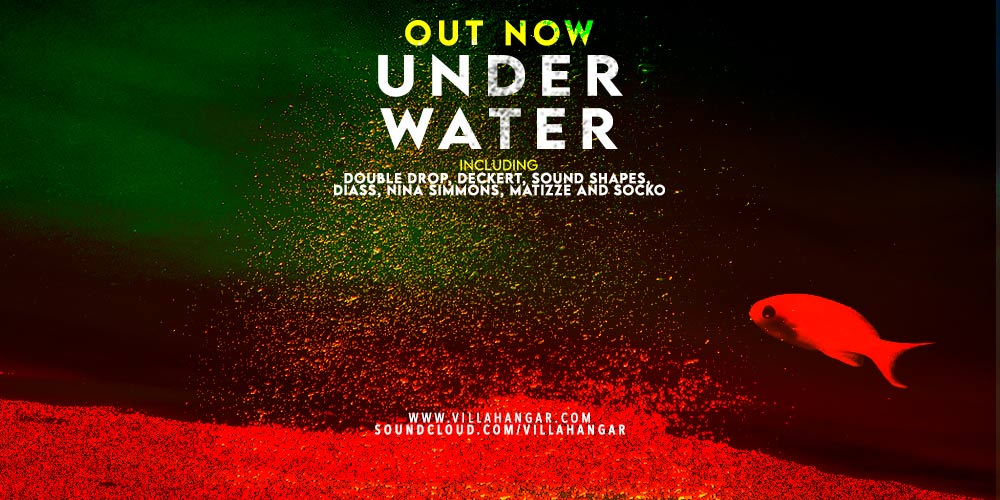 OUT NOW | #UNDERWATER [Various Artists]