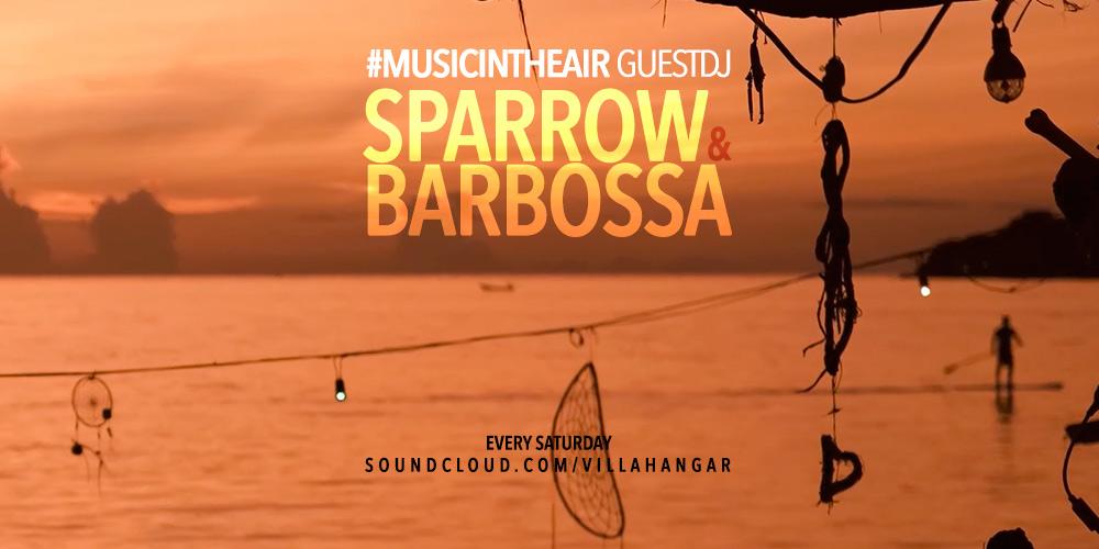 SPARROW & BARBOSSA
